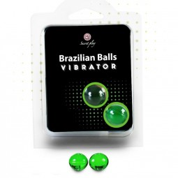 SECRETPLAY SET 2 BRAZILIAN BALLS VIBRATOR