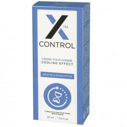 X CONTROL CREMA EFECTO FRIO PARA HOMBRE 40 ML