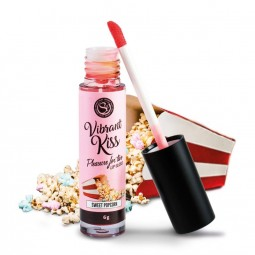 SECRETPLAY LIP GLOSS VIBRANT KISS PALOMITAS DULCES