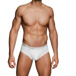 MACHO MC088 CALZONCILLO BLANCO TALLA S