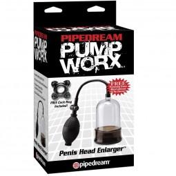PUMP WORX BOMBA DE SUCCION GLANDE