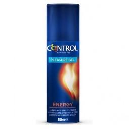 CONTROL PLEASURE GEL ENERGY 50ML