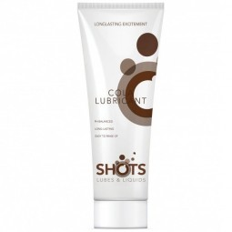 SHOTSLUBE LUBRICANTE BASE AGUA SABOR A COLA 100ML