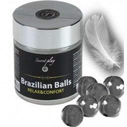 SECRETPLAY SET 6 BRAZILIAN BALLS RELAX CONFORT