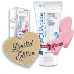 LOVE BUNDLE KIT EXCLUSIVO AQUAGLIDE 200ML 3 SOFT TAMPONS