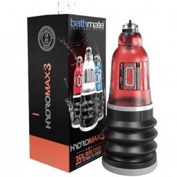 BATHMATE HYDROMAX 3 ROJO