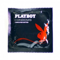 PLAYBOY CONDoN CON PUNTOS PLEASURE 54MM 3 UDS
