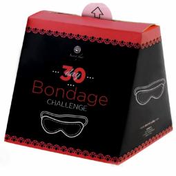 SECRETPLAY RETO 30 DIAS DE BONDAGE FR PT