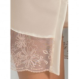PASSION LOTUS PEIGNOIR CREAM XXL XXXL