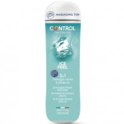 CONTROL GEL 3 EN 1 ICE FEEL 200 ML