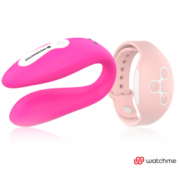 WEARWATCH VIBRADOR DUAL TECHNOLOGY WATCHME FUCSIA ROSORAL
