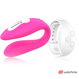 WEARWATCH VIBRADOR DUAL TECHNOLOGY WATCHME FUCSIA NiVEO