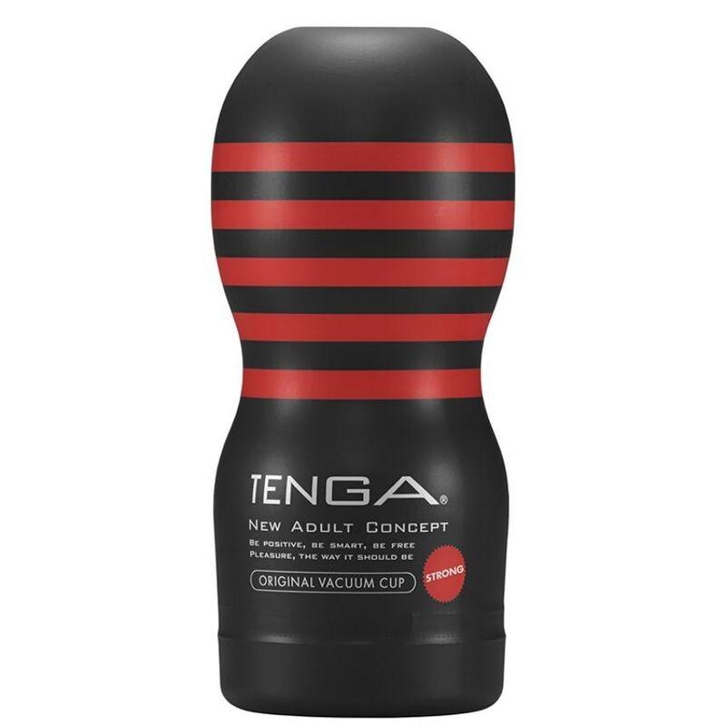 TENGA MASTURBADOR ORIGINAL VACUUM CUP HARD