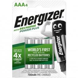 ENERGIZER PILAS RECARGABLES AAA4 BLISTER 4