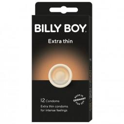 BILLY BOY PRESERVATIVOS ULTRA FINOS 12 UNIDADES