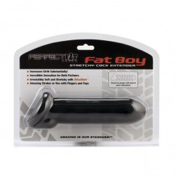 PERFECTFIT FAT BOY EXTENSOR PENE NEGRO