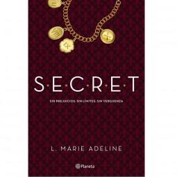 SECRET BY MARIE ADELINE NOVELA