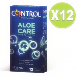 CONTROL ADAPTA ALOE CARE 12 UDS PACK 12