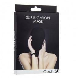 OUCH SUBJUGATION MASCARA NEGRO