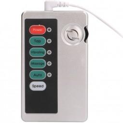 ELECTROSHOCK GUANTES ELECTROESTIMULACION GRIS