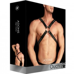 OUCH ADONIS ARNeS AJUSTABLE TALLA UNICA NEGRO