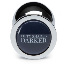FIFTY SHADES DARKER BUT PLUG ANAL METAL