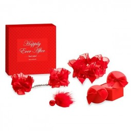 BIJOUX HAPPILY EVER AFTER FELICES PARA SIEMPRE ROJO