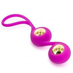 GLAMY GOLD LOVE BALLS