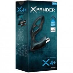 XPANDER X4 ESTIMULADOR PROSTATICO VIBRADOR LARGE 115CM