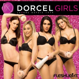 FLESHLIGHT GIRLS ANNA POLINA DORCEL