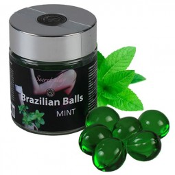TARRO 6 BRAZILIAN BALLS MENTA
