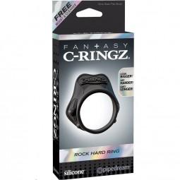 FANTASY C RINGZ ROCK HARD ANILLO PENE