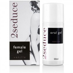 2SEDUCE GEL ORAL VAINILLA 50ML