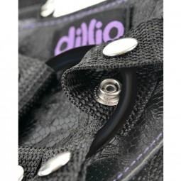 DILLIO ARNES STRAP ON CON TIRANTES Y DILDO 15 CM