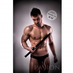 JOCKSTRAP 008 BLACK LEATHER PASSSION MEN LINGERIE S M