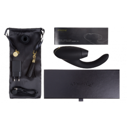 WOMANIZER INSIDE OUT BLACK GOLD