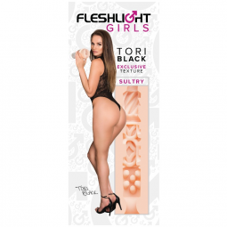 FLESHLIGHT GIRLS TORI BLACK SULTRY ANO