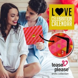 VALENTINE ADVENT CALENDAR NL DE EN FR ES IT PL RU SE NO