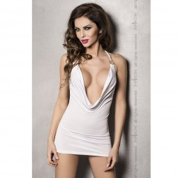 MIRACLE VESTIDO BLANCO BY PASSION WOMAN L XL